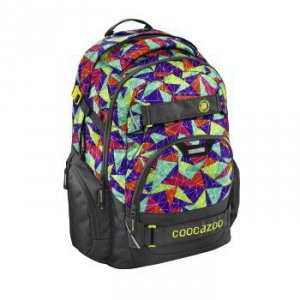 Plecak szkolny Carrylarry 2 Spiky Pyramid - Coocazoo