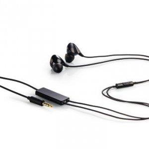 Słuchawki douszne EAR3827NCL ANC czarne - Thomson