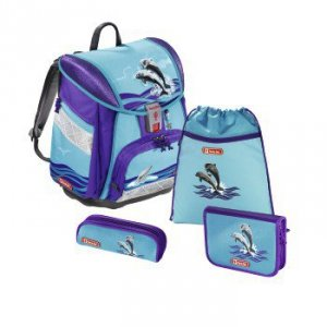 Zestaw szkolny Touch 2 Happy Dolphins - Step by Step