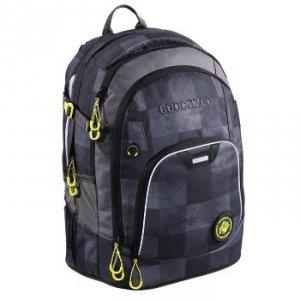 Plecak szkolny Rayday Mamor Check - Coocazoo