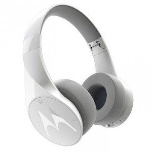Słuchawki nauszne Bluetooth Pluse Escape białe - Motorola