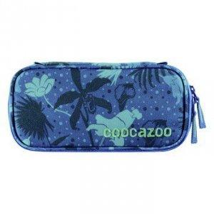 Przybornik szkolny PencilDenzel Tropical Blue - Coocazoo