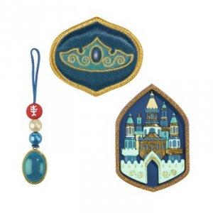 Zestaw elementów wymiennych Magic Mags Magic Castle do tornistra - Step by Step Hama