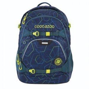 Plecak szkolny Scalerale Lasrebeam Blue - Coocazoo