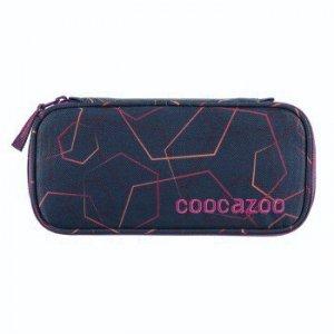 Przybornik szkolny PencilDenzel 2 Laserbeam Plam - Coocazoo