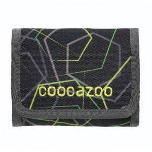 Portfel dziecięcy CashDash 2 Laserbeam Black - Coocazoo