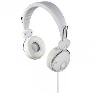 Słuchawki nauszne Fun4music białe - Hama