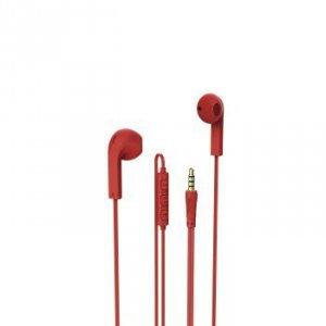 Słuchawki douszne Advance czerwone - Hama