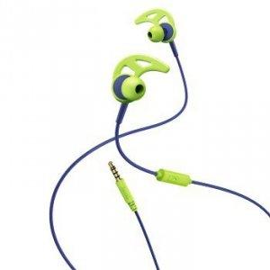 Słuchawki douszne Action zielono-niebieskie - Hama