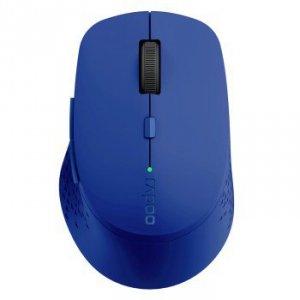 Mysz optyczna bezprzewodowa Bluetooth M300 niebieska - Rapoo