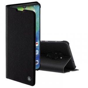 Etui do Huawei Mate 20 Slim Pro Booklet czarne - Hama