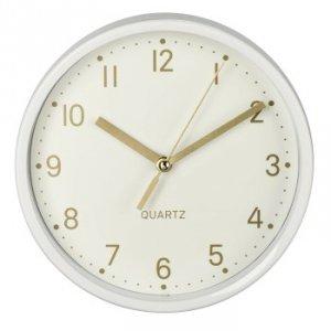 Zegar stołowy Golden biały - Hama