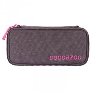 Przybornik szkolny PencilDenzel 2 Mixed Melange Pink Leo - Coocazoo