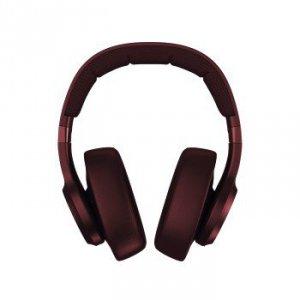 Słuchawki nauszne Bluetooth Clam Ruby Red - Fresh'n Rebel