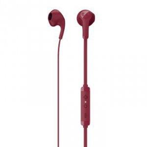Słuchawki douszne Flow Ruby Red - Flesh'n Rebel