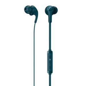 Słuchawki douszne Flow Tip Petrol Blue - Flesh'n Rebel