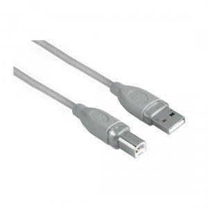 Kabel USB A-B długość 3m - Hama