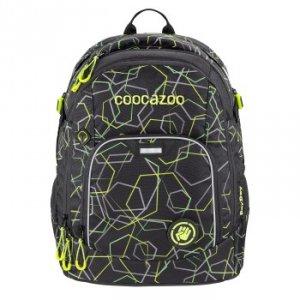 Plecak szkolny Rayday Laserbeam Black - Coocazoo