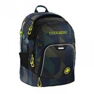 Plecak szkolny Rayday Polygon Bricks - Coocazoo