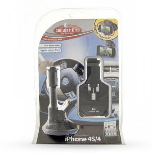 CELLULAR LINE CrabiPhone4 Uchwyt samochodowy