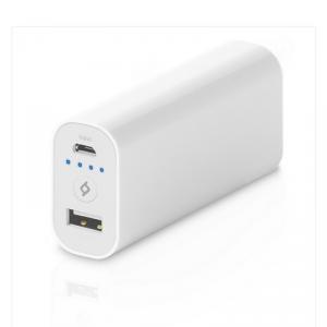 TTEC Ultra Universal Powerbank 5200mAh USB biały (2BB107B)