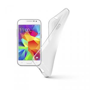 CELLULAR LINE Shape Etui Samsung Galaxy Core Prime transparentne