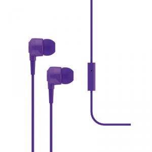 TTEC J10 Słuchawki douszne fioletowe (2KMM10MR)