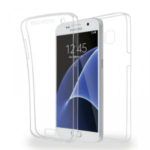 AZURI TPU360 Etui Samsung Galaxy S7 transparentne