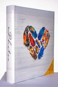 Album 10x15/500 szyty Serce - Poldom