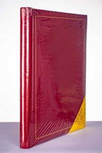 Album samoprzylepny RS 10 Classic czerwony - Poldom