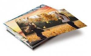 100 zdjęć 13x18 papier Fuji błysk lub mat