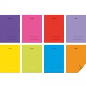 Zeszyt A4 60 kartek w kratkę PP Transparent Colors - Herlitz