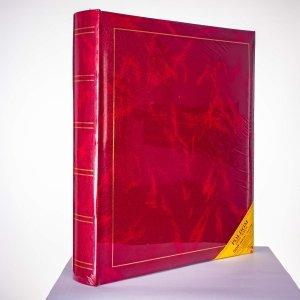Album 10x15/500 szyty Classic czerwony - Poldom