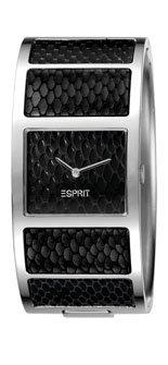Stylowy zegarek esprit black snake es103102002 i fotoksiążka gratis