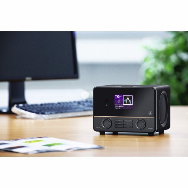 Internet radio ir115ms bk