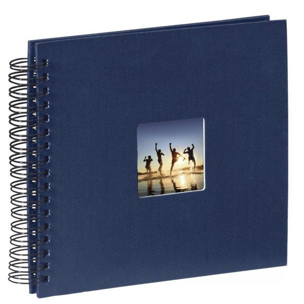 Album-28x24-50-Fine-Art-niebieski-czarne-strony-Hama