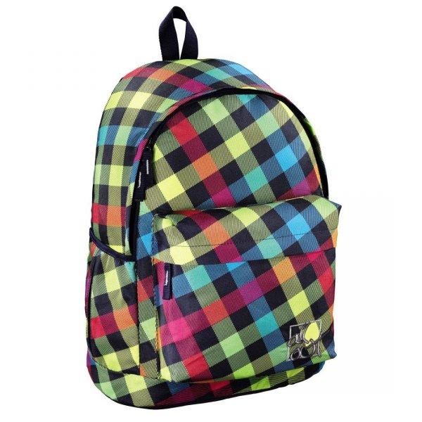 Plecak szkolny All Out Luton Rainbow Check