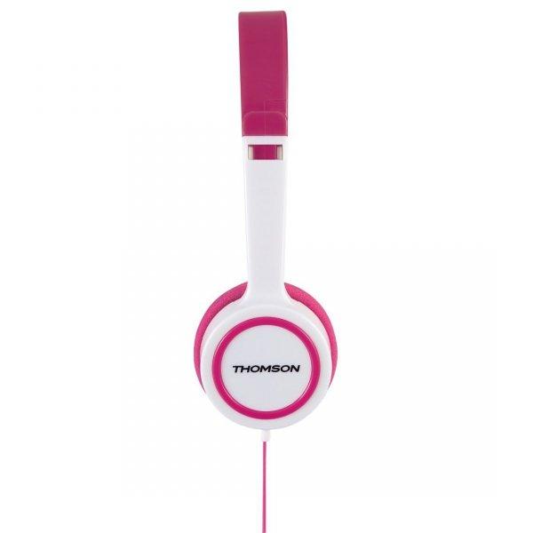 Słuchawki-nauszne-HED1105-różowe-Thomson