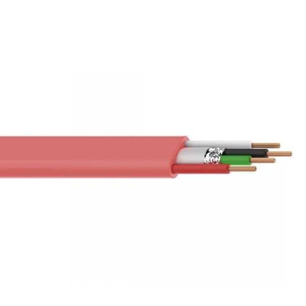 Kabel-do-ladowania-i-synchronizacji-Flat-Lightning-1-2-m-rozowy-Hama