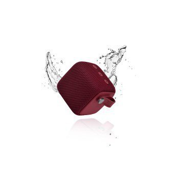 Głośnik-Bluetooth-Rockbox-Bold-S-Bordowy-Fresh'n-Rebel