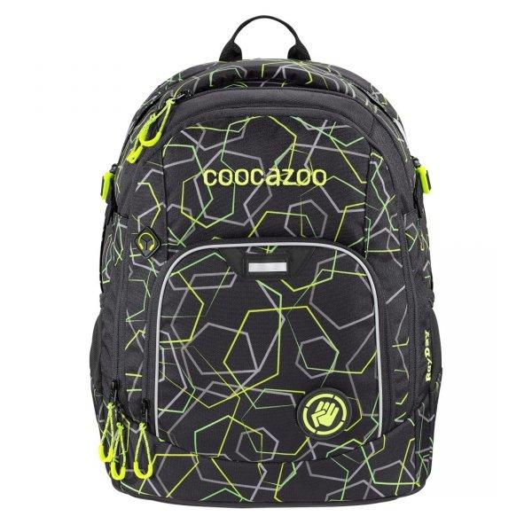 Plecak-szkolny-Rayday-Laserbeam-Black-Coocazoo