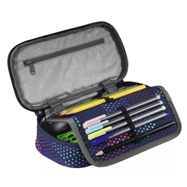 Przybornik-szkolny-PencilDenzel-Purple-Illusion-Coocazoo