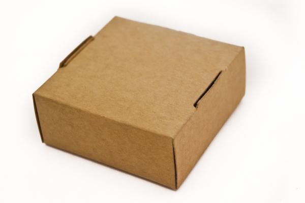 Pudełko kartonowe - opakowanie 70x70x30 mm | entero.pl - idealne rozwiązania