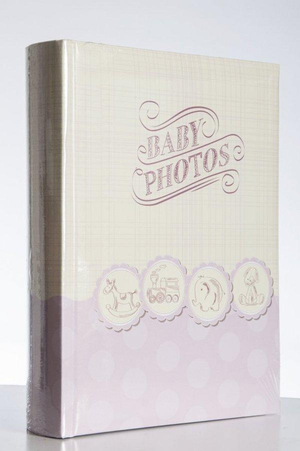 Album 10x15 na 200 zdjęć dla dziewczynki - Poldom