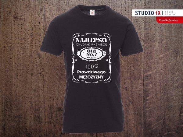 Koszulka-czarna-Najlepszy-Chlopak-Crazyfotopl