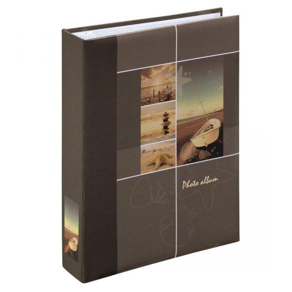 ALBUM SEA VIEW BRĄZOWY 10X15/200 na 200 zdjęć