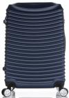 Kufry Renomované firmy Or&Mi Sada 3v1 Tmavě Modrá