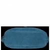 Listonoszka Skórzana firmy Vittoria Gotti Made in Italy Morska