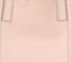 Vittoria Gotti Firmowy Shopper Made in Italy z Kosmetyczką Pudrowy Róż
