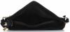 Vittoria Gotti Torebka Skórzana Klasyczna Listonoszka do noszenia na co dzień Czarna